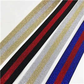 松紧带、特殊织带、鞋材辅料