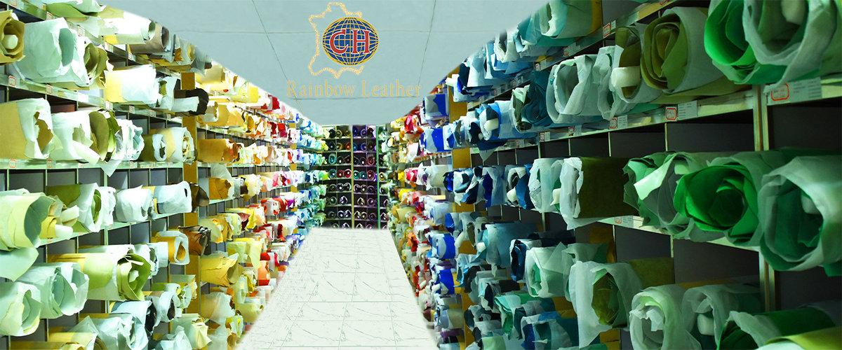 Rainbow leather Co. Ltd. -广州市彩鸿皮业有限公司