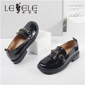 LESELE|莱思丽2021秋季时尚优雅舒适时装鞋LC12318