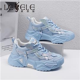 LESELE|莱思丽2021夏季新款时尚休闲老爹鞋LA7244