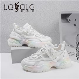 LESELE|莱思丽2021秋季流行运动风老爹鞋LA7955