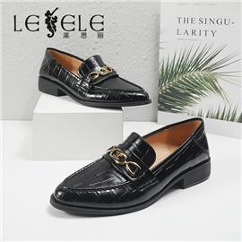 LESELE|莱思丽2021秋季时尚优雅舒适时装鞋LC12218
