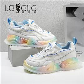 LESELE|莱思丽2021夏季新款时尚休闲老爹鞋LA8174