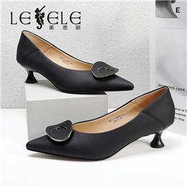 LESELE|莱思丽2021秋季舒适低跟时装鞋LC8981