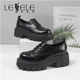 LESELE|莱思丽2021秋季时尚优雅舒适时装鞋LC12251