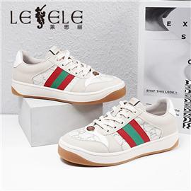 LESELE|莱思丽2021夏季新款时尚休闲女鞋LA7841