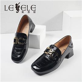 LESELE|莱思丽2021秋季时尚优雅舒适时装鞋LC12264