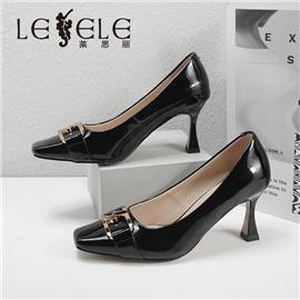 LESELE|莱思丽2021秋季潮流时尚百搭时装鞋LC8383