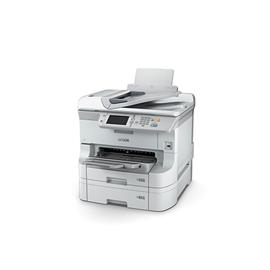 Epson WF-8593 A3+彩色商用墨仓式数码复合机 彩色标签机 化工标签