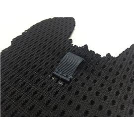 运动鞋自动折织带缝