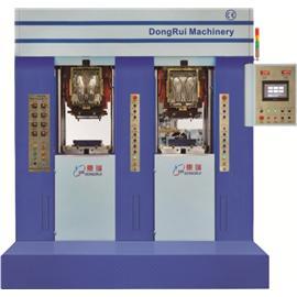 全自动直立式翻面射出成型机DR-8202F-2