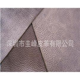 鞋面专用牛皮革1.3-1.5MM 高档头层小水牛皮可定制批发