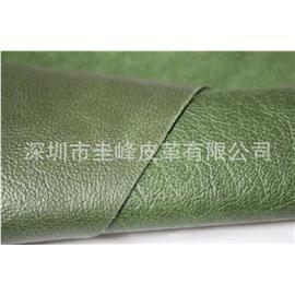 高档头层小水牛0.9-1.1MM 皮鞋面专用牛皮革面料批发