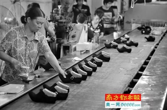 Is a batch of processing plants in Huidong extorting regular shoe factories?