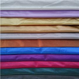Recycled material fabric with high quality fabric