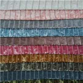 Velvet silk velvet fabric
