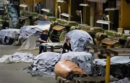鞋厂皮料分级、检验标准