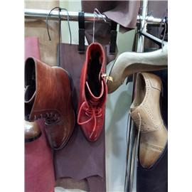 油蠟皮|鞋面皮革|鴻順皮革
