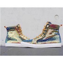酷炫靴图片