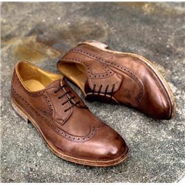 欧式机车鞋