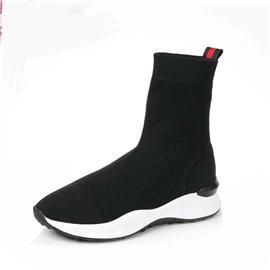 女裝高筒襪子鞋