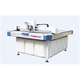 Carton intelligent cutting robot NB1813(Double crater corrugated paper)