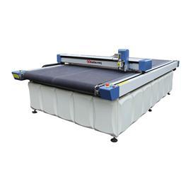 NB2516DCZ_汽车脚垫全自动裁剪机,自动排版|广告切割机|纸箱切割机