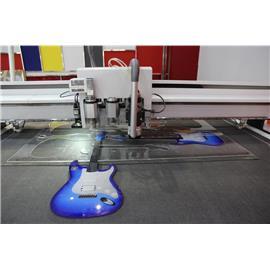 广告智能切割机器人(自动送料)亚克力 |皮革切割机|下料机