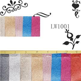 LW1001 环保耐湿|漆皮超纤|绒面超纤