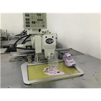 智能自動車縫鞋面鞋底圖片