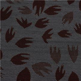 QX18298 飞织圆编织|飞织鞋面批发,飞织鞋面布料