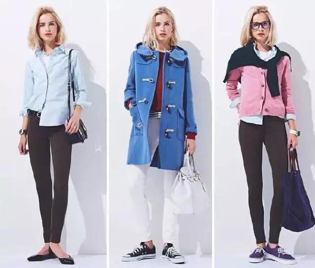 冬季超时髦的穿搭示范,让你整个冬季都精致