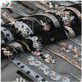 绣花+珠片绣YB-Q555