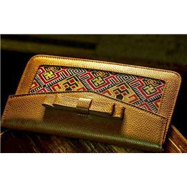 土家织锦包|俊锜皮包