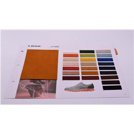 六合皮革|鞋包用的皮革 LH-1608 pu多色可定制