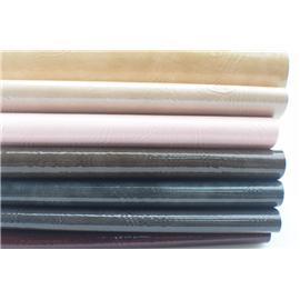 LH-11158哈密瓜纹  金属皮革 33色可选