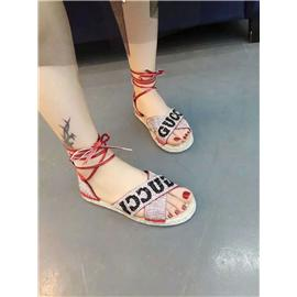 古奇夏季凉鞋