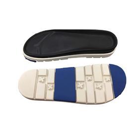 MEJ81818橡膠+PU雙層沙灘涼鞋底