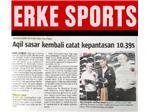 中国体育品牌被马来西亚媒体登上头版头条,它做了什么?