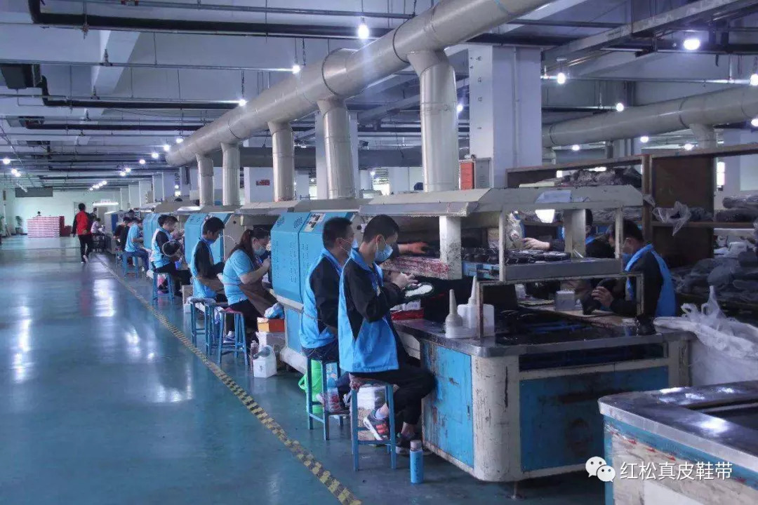 Shoe factory how to manage correctly!