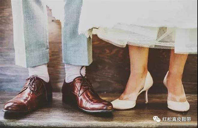 一双皮鞋代表着什么!