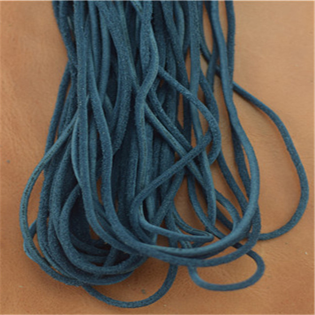 Super-soft (black), Leather Shoe Laces,Leather Square Laces
