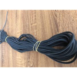 超软真皮鞋带、真皮圆鞋带、真皮绳