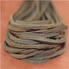 经济真皮鞋带(棕),真皮方鞋带,真皮条