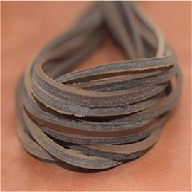 经典真皮鞋带(棕),真皮方鞋带,特种鞋带
