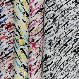 超纤涂鸦|汇商皮革