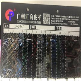 淋涤水晶镜面HS0561 格力特  花皮  金属烫金
