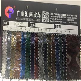 淋涤水晶镜面HS0559 格力特  花皮  金属烫金