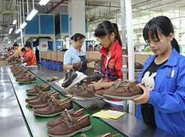 鞋业巨头继续减少中国产量