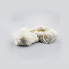White -N66 bundy /210D/3/ twisted yarn